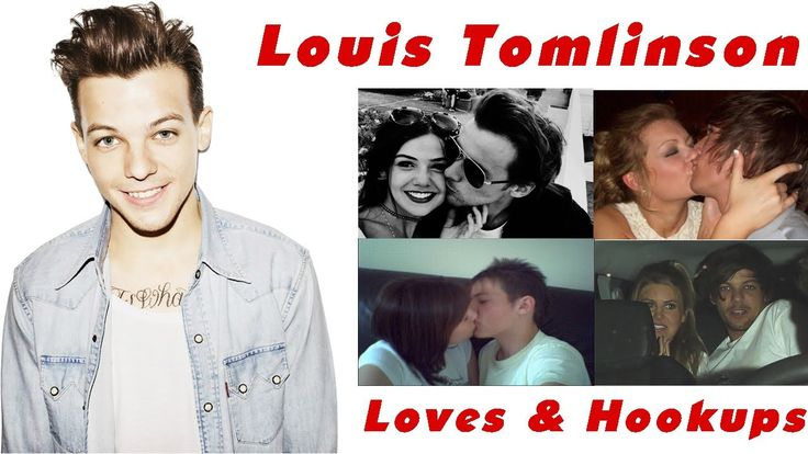 5 Girls Who Louis Tomlinson Has Dated (One Direction)