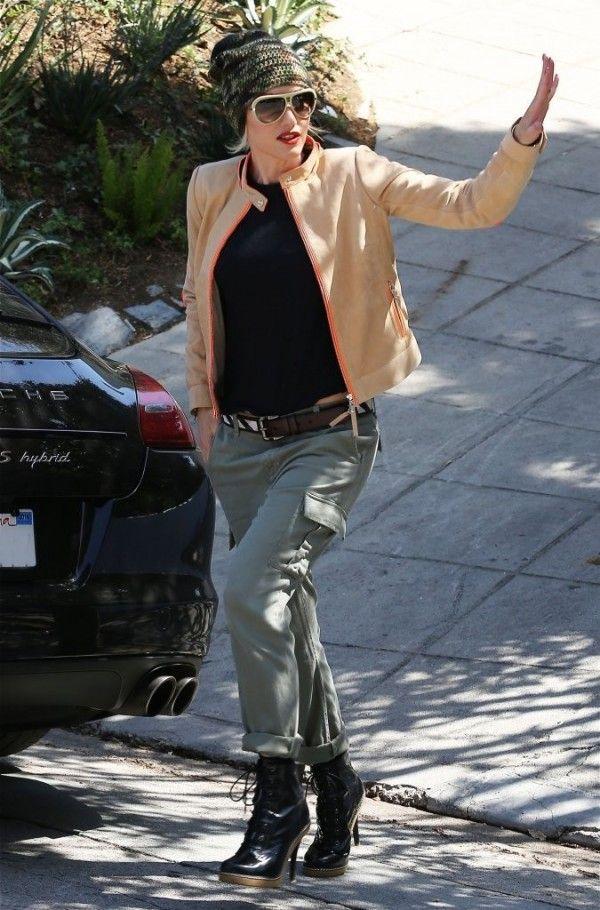 2 Gwen Stefani