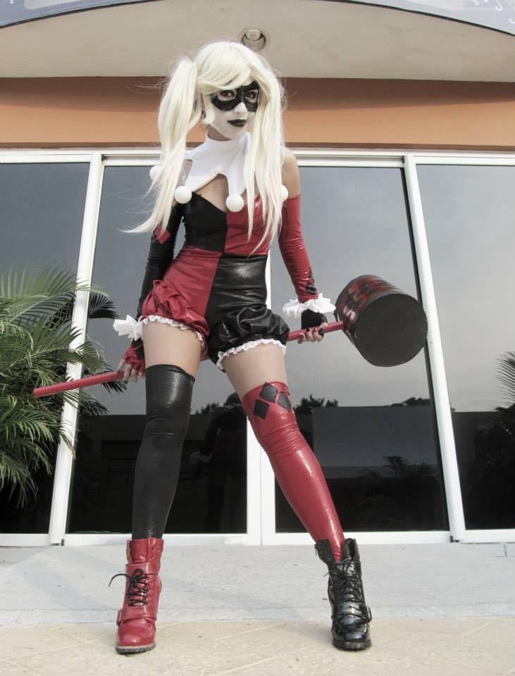 Harley Qhuinn Cosplay