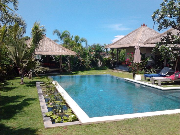 Taman tropis 2