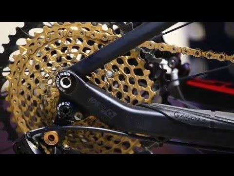 Quick look at SRAM XX1 Eagle Drivetrain || Mountain Bike Action Magazine - VIDEO - http://mountain-bike-review.net/news-info-tips/quick-look-at-sram-xx1-eagle-drivetrain-mountain-bike-action-magazine-video/ #mountainbike #mountain biking