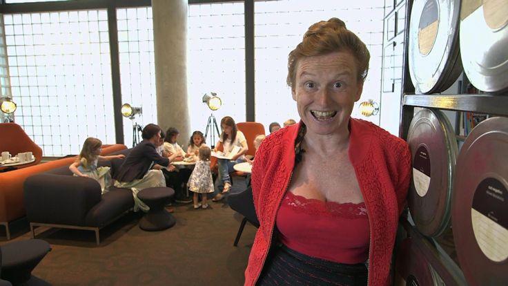 Ruth Goodman - Busty The One Show 06Mar2015 [HD]
