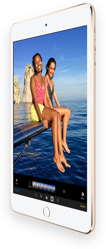 iPad mini 3 Retina 16GB WiFi Cellular mit Vodafone Flat 4 You Aktion Vertrag!