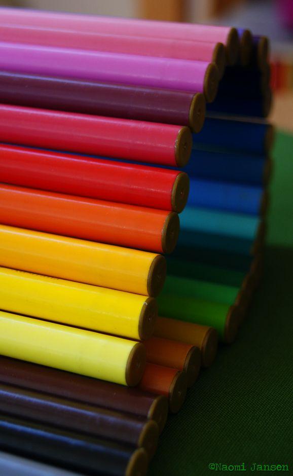 1) Colour your life