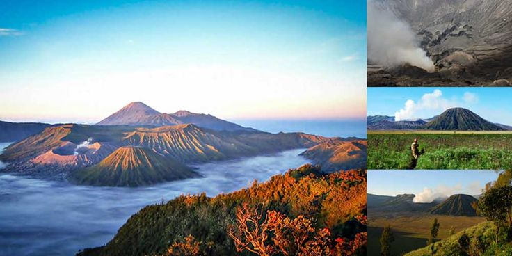 Mount Bromo, East Java | Java and Bali JustGoIndonesia