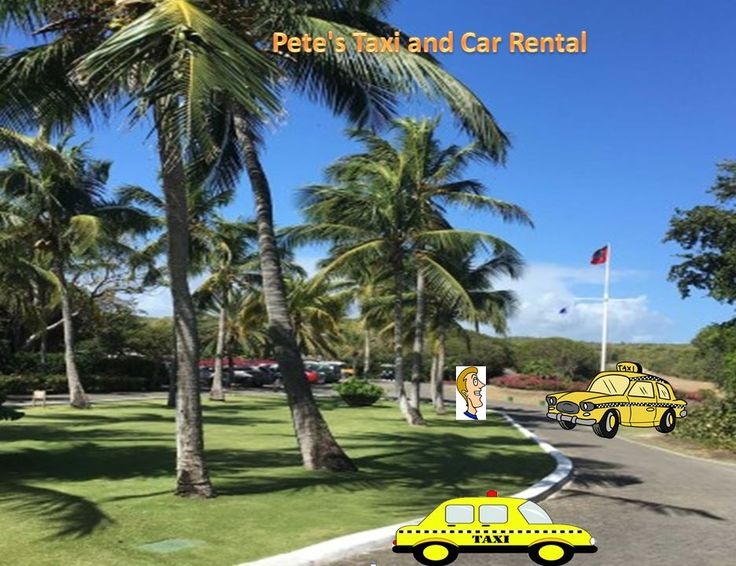 You may need a car to move at any time of the day and we at Pete's Taxi and Car Rentals can ensure that you will reach your place always on time.  •We are the most trusted Car Rental Antigua service.  •All ours packages are moderately priced as compared with other Antigua Car Rental.
