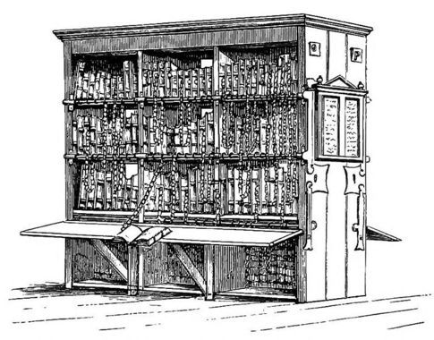 Hereford Cathedral Chained Library | Atlas Obscura