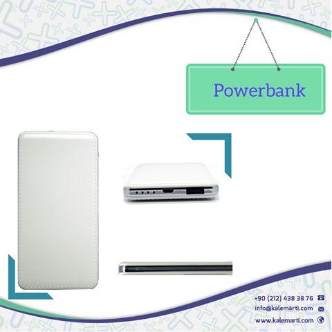 Telefonumun şarjı bitecek endişesine son! http://www.kalemarti.com/powerbank-3548-powerbank-7000mah.html