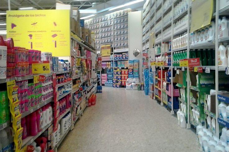 Supermercado en SEvilla