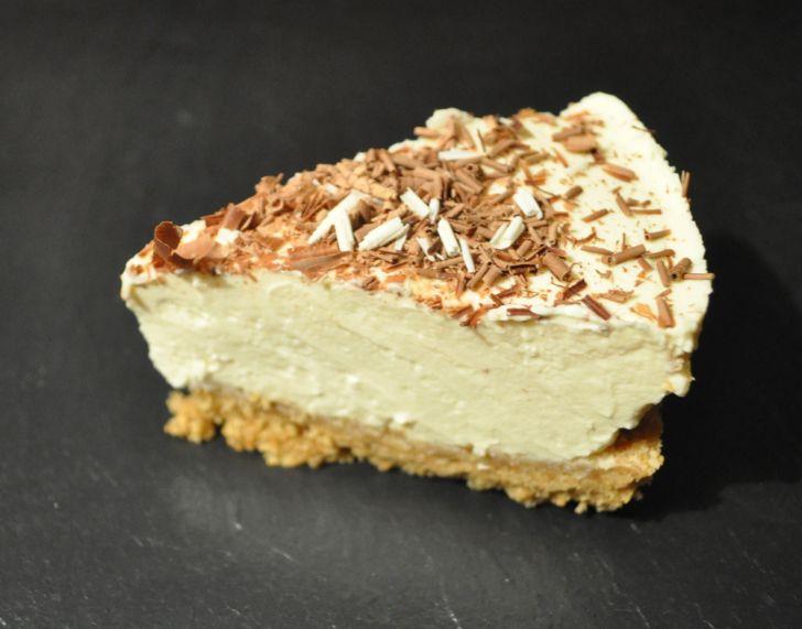 Nepečený cheesecake s Baileys