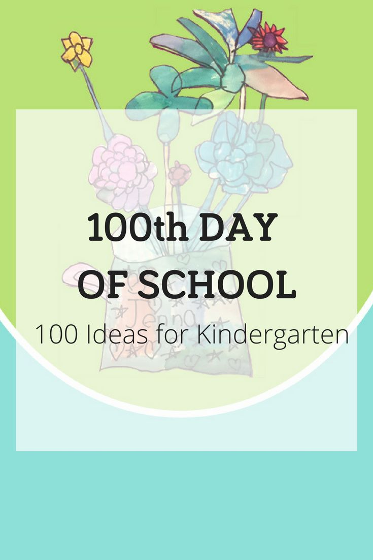 Celebrate the 100th Day of School!