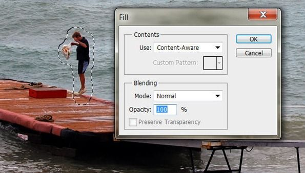How To Use Content Aware Fill In Photoshop (2 Ways)