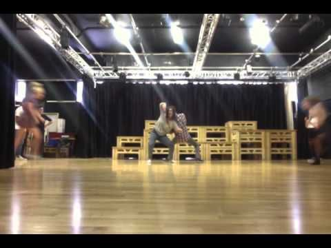 WAPA SEUSSICAL Frantic Monkey Chair Duets - YouTube