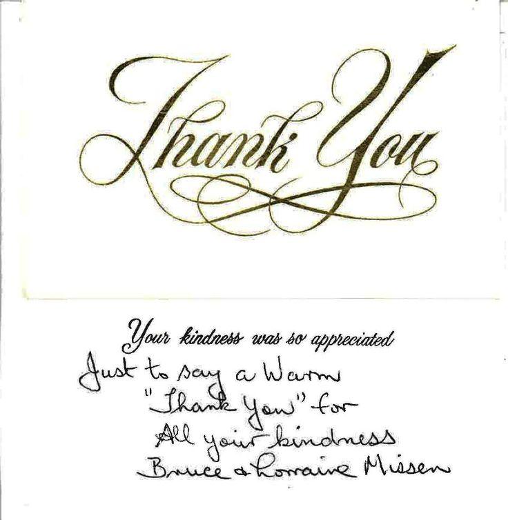 Thank you for my 'Thank you'! — in Brighton, South Australia, Australia. February 2013