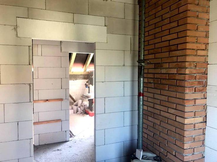 Ukážka našej precíznej práce. #firmabeleš #beleš #stavba #building #workinghard #tehla