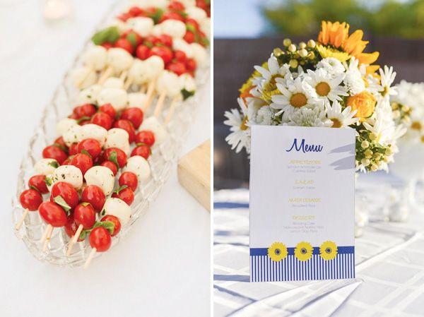 Ideas For 40th Wedding Anniversary Gifts: 40th Wedding Anniversary {Backyard Garden Party