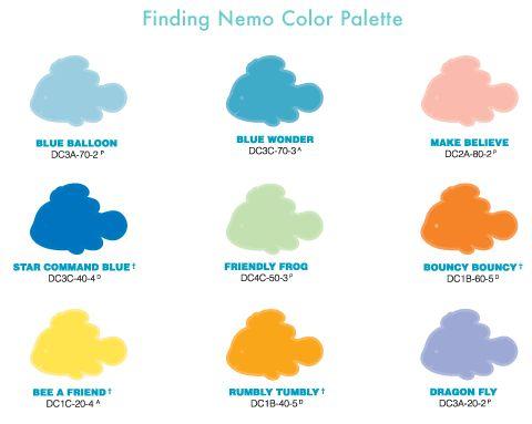 Top 37 Ideas About Disney Color Palette On Pinterest