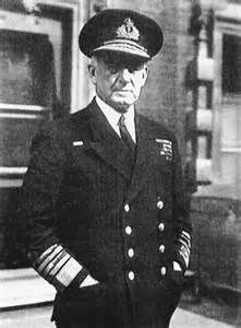 Admiral of the Fleet & First Sea Lord ~ Admiral Dudley Pound