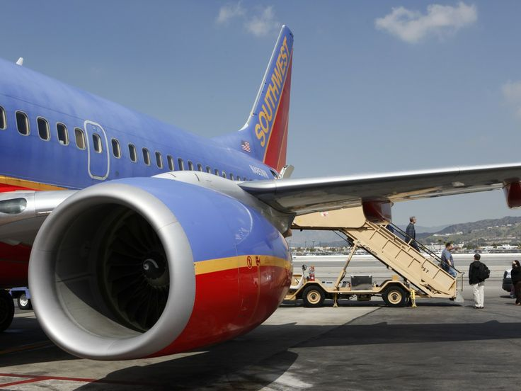 Southwest Airlines has installed water vapor sensing systems on 87 of its Boeing 737 aircraft in an effort to improve weather forecasting data.   #BizTravel #Airlines #Southwest #SouthwestAirlines #AirTravel #Aviation