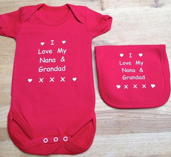 11 Best Nana Onesies Images On Pinterest Babies Clothes
