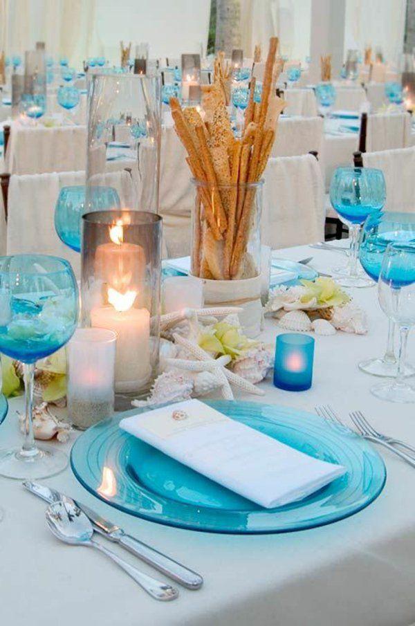 50 Besten Hochzeit Tischdeko Bilder Auf Pinterest