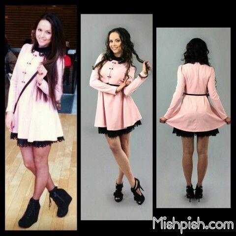 Pretty in pink!  #mishpishboutique #toronto #beauty #mishpish #dailylook #everyday #everydaywear #style #girls #womensclothing #stylish #trendy #clothingstyle #fashionista