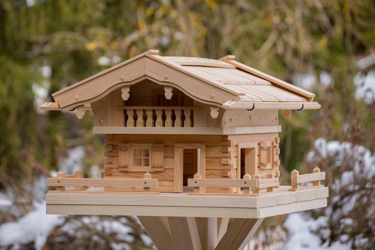 Vogelhaus bauen 1
