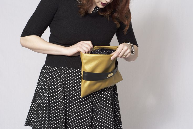 Polka dots, always in fashion! Shop at vilmaboutique.com
