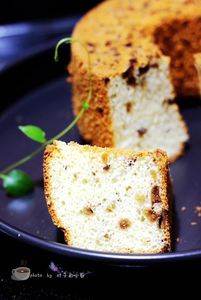 传统蛋糕热量惊人,做低糖无油的蛋糕,教您不失败的窍门