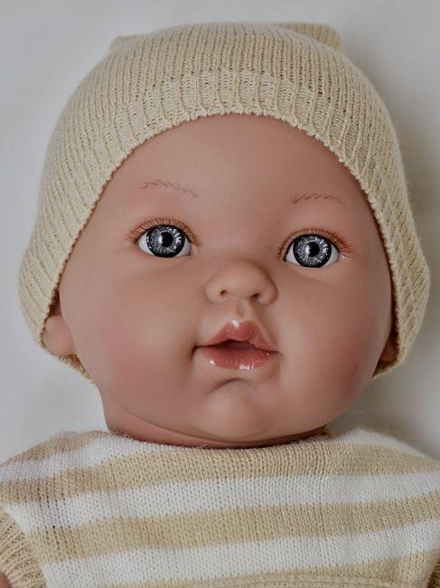 Realistické miminko chlapeček Milan od firmy Vestida de Azul