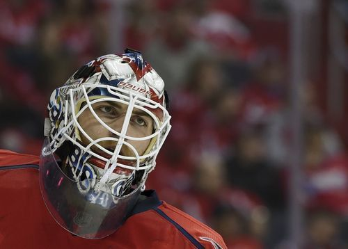 AP                  3:47 p.m. ET April 11, 2017                 FILE – In this March 25, 2017, file photo, Washington Capitals goalie Braden Holtby watches during an NHL hockey game against the Arizona Coyotes, in Washington. With Alex Ovechkin's ice time and...  http://usa.swengen.com/with-workload-down-for-ovechkin-caps-primed-for-playoffs/