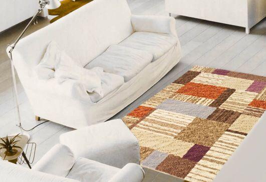 Teppe i ull, modell KUBE. #teppe #ull #stue #interior #interiør #interiormirame #interiørmirame #mirameinteriørogdesign #design #kube #spisestue