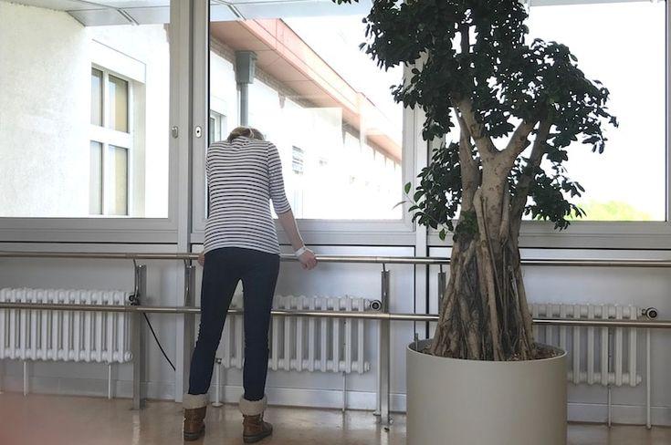 Wehen veratmen im Krankenhaus - Geburt drittes Kind  Mehr auf mamaskind.de