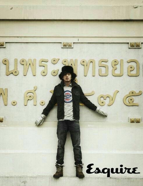 Thai ... 유아인 (สะพานพระพุทธยอดฟ้าจุฬาโลก)