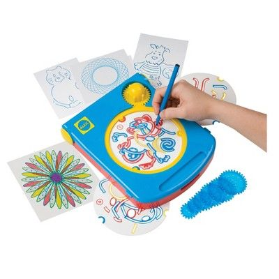 Alex Toys Artist Studio Magic Picture Maker Spiral Art Alex Toys Drawing Machine