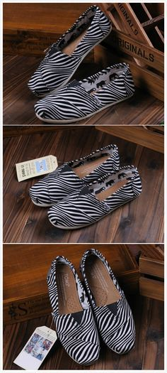 WOW, it is so cool. I also want to own one. Toms shoes.$19.50