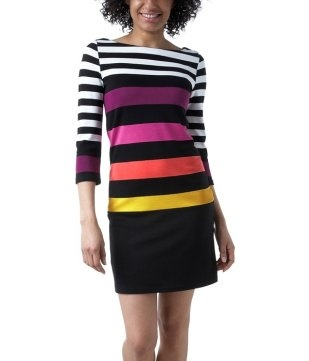 Great Color Blocking!