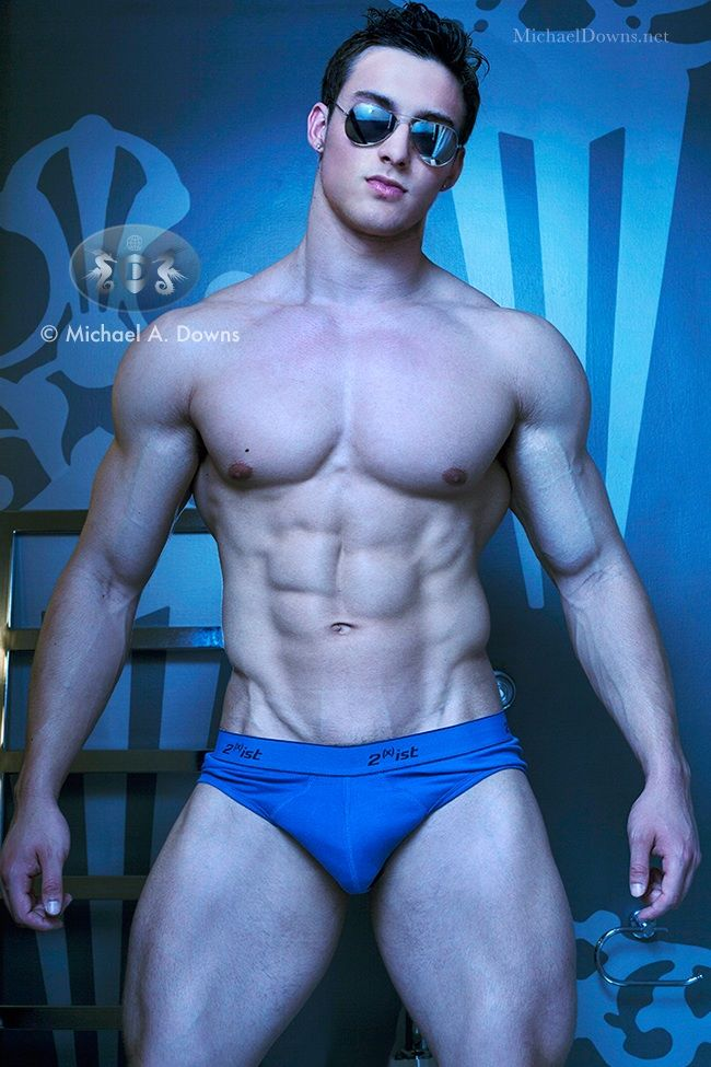Les Beaux Mecs du Web: Justin Deroy - AAG model
