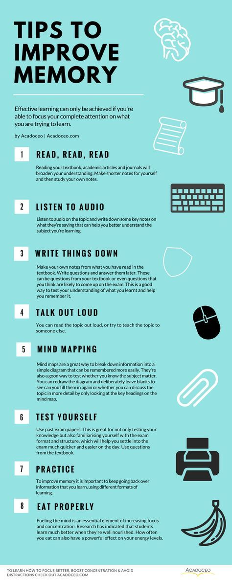 How To Focus Better, Boost Concentration & Avoid Distractions... Tips to improve memory | amn✔️
