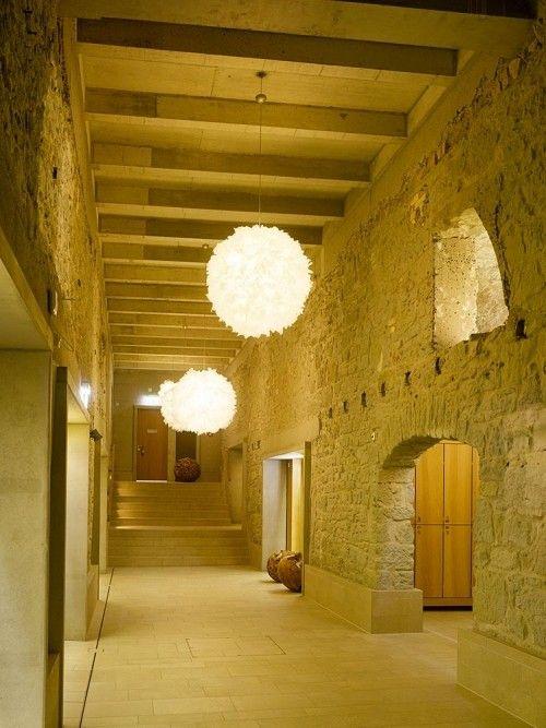 thermalbad zrich umwandlung ein stein brauerei in ein spa room - Spa Und Wellness Zentren Kreative Architektur