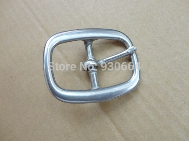 Stainless Steel Pin Buckle    Inside Width 40mm