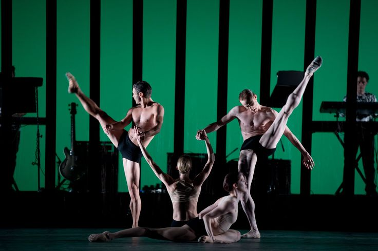 Choreographer Wayne McGregor and DJ/Producer Mark Ronson discuss their unique collaboration at Royal Ballet LIVE - a day of live streamed events from The Roy...