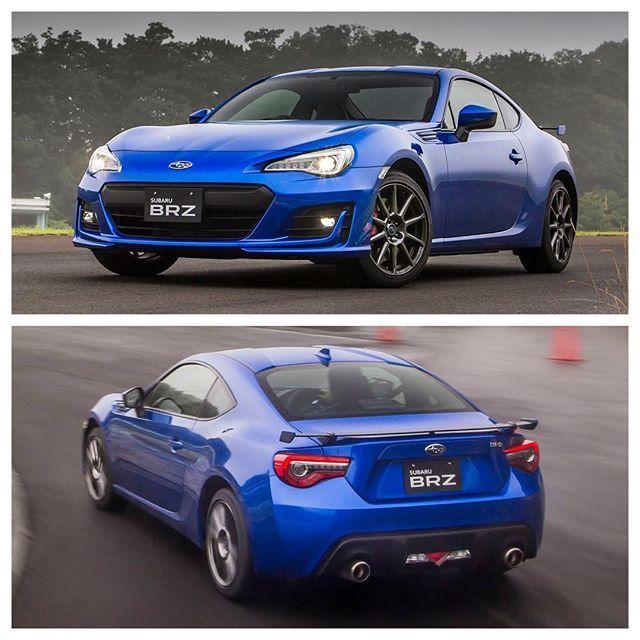 Subaru BRZ My 2017 #lovecars #subaru #brz #blue #2017 #vehicles #exoticcars #vehicle
