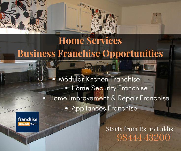 Pristine Kitchen Offering Their Modularkitchen Business Franchise Opportunity