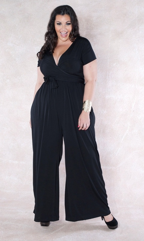 Brilliant Plus Size Jumpsuit  Tumblr