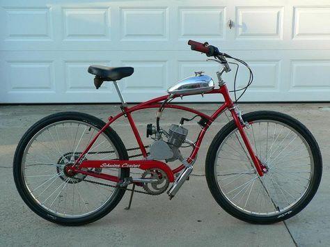 bike  | ... Motorized Schwinn Cruiser - Motorized Bicycle - Engine Kit Forum