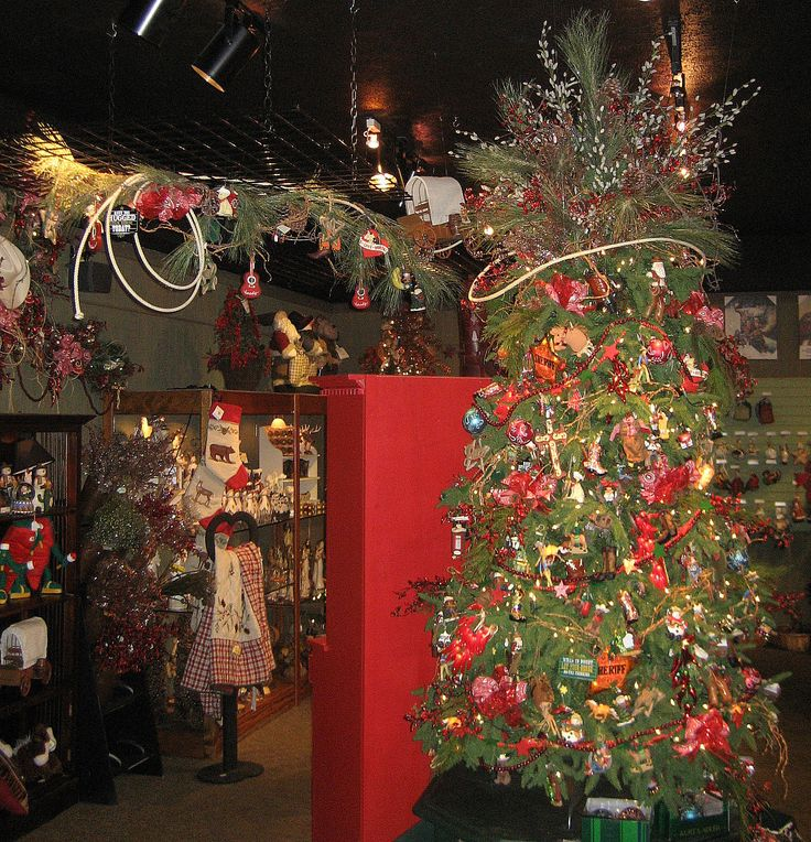 Best 25+ Western Christmas Tree Ideas On Pinterest