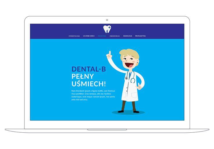 Dental-b - aplikacja.tech - aplikacja android, aplikacja ios, aplikacja mobilna, aplikacja na telefon, tworzenie aplikacji, tworzenie aplikacji internetowych, tworzenie aplikacji mobilnych, tworzenie stron www