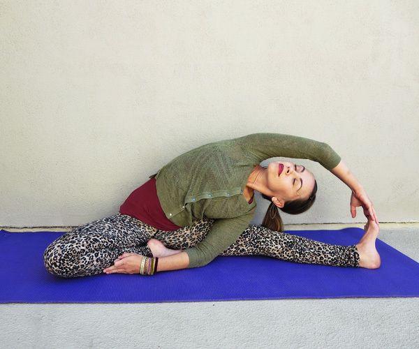 10 Basic Yoga Poses You Can Do - also describes the benefits of each pose