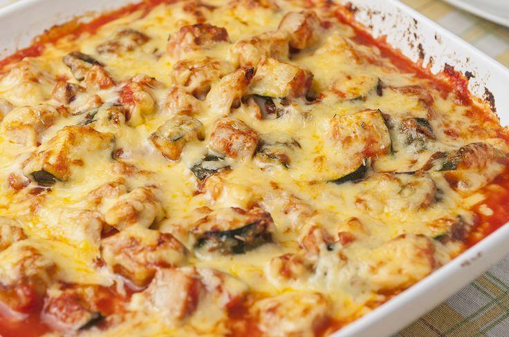 ... Zucchini noodles, Chocolate chip zucchini bread and Zucchini muffins